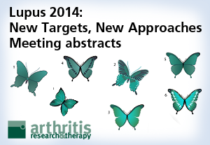 Lupus 2014: meeting abstracts