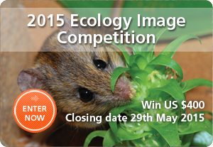 2015 Ecology Image Competition