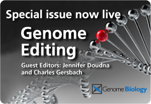 Genome Editing: read the special issue