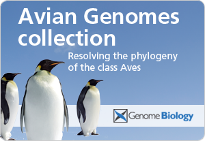 Avian Genomes collection