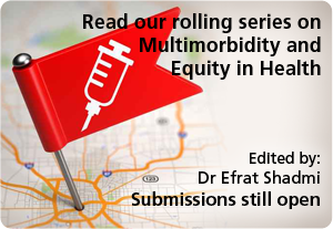 Multimorbidity and Equity in Health -- rolling series